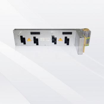 三(四)极125A后出线268薄型电路分配转接器(用于37.5型材)