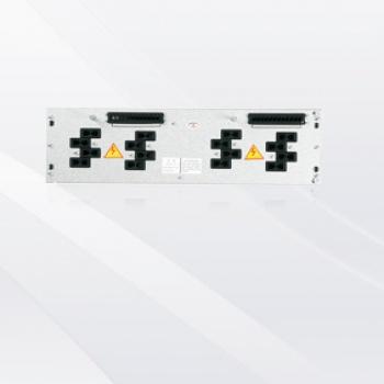 DXFZ-4.1型四极后出线薄型电路分配转接器