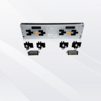 DXFZ-8型三极125A后出线薄型电路分配转接器