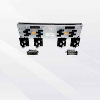 DXFZ-9型 四(三)极125A后出线薄型电路分配转接器