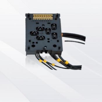 8E/4插件后板